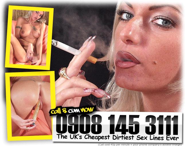 Phone Sex Smoking Phone Sex Chat